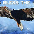 God Bless The Usa by Carrie OBrien Sibley