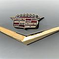 Gold Badge Cadillac by Douglas Pittman