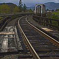 Gold Hill Crossing by Mick Anderson