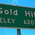 Gold Hill by LeeAnn McLaneGoetz McLaneGoetzStudioLLCcom