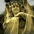 Golden Angel by Diane Dugas