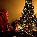 Golden Christmas by Lorraine Devon Wilke