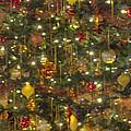 Golden Christmas Tree by Mark Holden