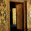 Golden Doorway 2 by Bob Christopher