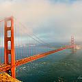 Golden Gate Bridge by Diana Haronis