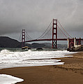Golden Gate Bridge by Gary Rose