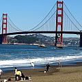 Golden Gate Bridge by Jeff Lowe
