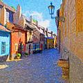 Golden Lane by Diane Macdonald