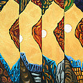 Golden Phases Of The Japanese White Sun by Kazuya Akimoto