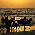 Golden Rides by Kanan Trivedi