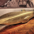 Golden Rod Dearborn Mi by Nicholas  Grunas