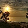 Golden Sunset by Scott Wood