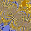 Golden Vortices by Mark Greenberg