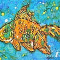 Goldfish by Norma Gafford