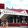 Goldie's Route 66 Diner  by Will Borden