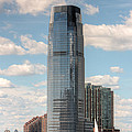 Goldman Sachs Tower IIi by Clarence Holmes