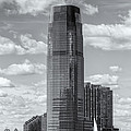 Goldman Sachs Tower Iv by Clarence Holmes