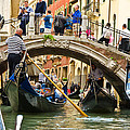 Gondolas Galore by Jon Berghoff