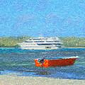 Gone Ashore by Diane Macdonald