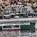 Gone Fishing by Tom Prendergast