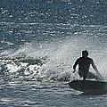 Gone Surfing by Ernie Echols