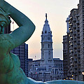 Good Morning Philadelphia by Bill Cannon