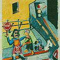 Good Samaritans by David Martin
