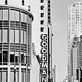 Goodman Theatre Center Chicago by Christine Till
