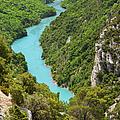 Gorges Du Verdon by Brian Jannsen