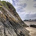 Goscar Rock Tenby 3 by Steve Purnell