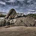 Goscar Rock Tenby 4 by Steve Purnell