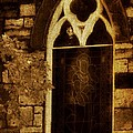 Gothic Window by Chris Berry