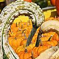 Gourd Heart by Susan Herber