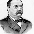 Governor Grover Cleveland - Twenty Second President Of The Usa by International  Images