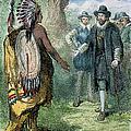 Governor John Winthrop by Granger