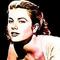 Grace Kelly by The DigArtisT