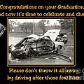 Graduation Card by Randy Harris