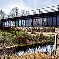 Graffiti Bridge by Lori Frostad