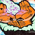 Graffiti Hands by Yurix Sardinelly