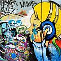 Graffiti Jammin' by Emilie Sullivan