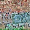 Graffiti by Kathleen Struckle