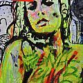 Graffiti Nude by Harry Spitz