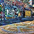 Graffiti Playground by Spencer McDonald