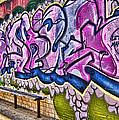 Graffitti-lets Gambl Make Dollars by Douglas Barnard