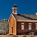 Grafton Schoolhouse by Christopher Holmes