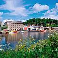 Graignamanagh, Co Kilkenny, Ireland by The Irish Image Collection