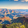 Grand Canyon - South Rim by Chuck Underwood