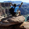 Grand Canyon Feeling All Right by Bob Christopher