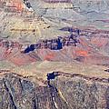 Grand Canyon Rock Formations IIi by Julie Niemela