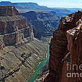 Grand Canyon View by Vivian Christopher